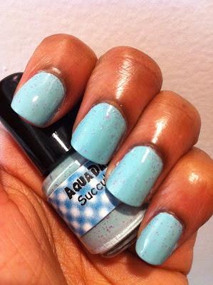 Aqua Daisy - Succulent: Nails Repin, Hair Nails Beautiful, Succulents Nails, Aqua Daisy, Aqua Daisies, Aqua Obsession, Fab Nails