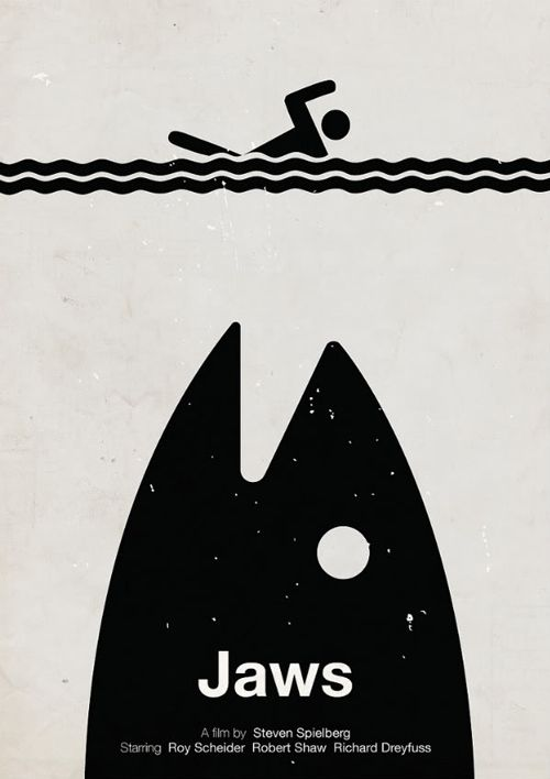 25 Awesome Spoofs Of The 'Jaws' Movie Poster