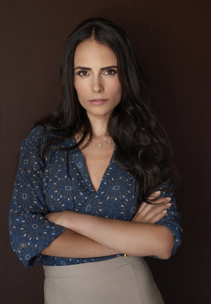 Jordana Brewster in the Lethal Weapon TV Series