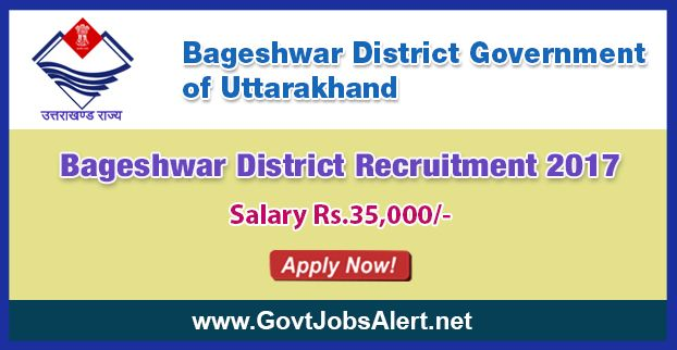 Bageshwar District Recruitment 2017 - Hiring Community Nurse, Psychiatrist/ Social Worker and Other Posts, Salary Rs.35,000/- : Apply Now !!!  The Bageshwar District Government of Uttarakhand – Bageshwar District Recruitment 2017 has released an official employment notification inviting interested and eligible candidates to apply for the positions of Community Nurse, Psychiatrist/ Social Worker, Assistant Program Management Coordinator, Case Registry Assistant, Dental Hyg