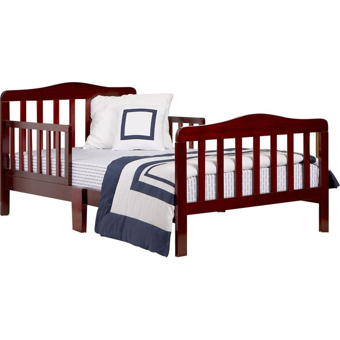 Dream On Me Classic Design Convertible Toddler Bed