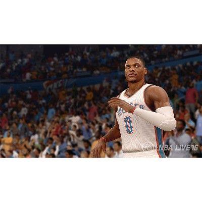 NBA Live 16 (Xbox One), Video Games