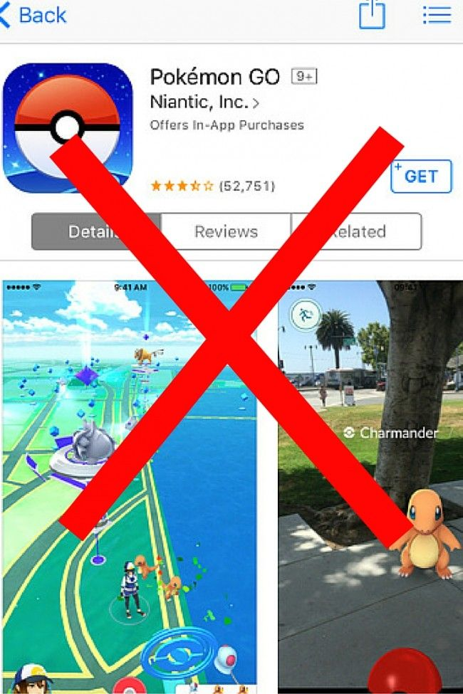 Why the pokemon app craze scares this mom.  We will not be downloading the Pokemon Go App.