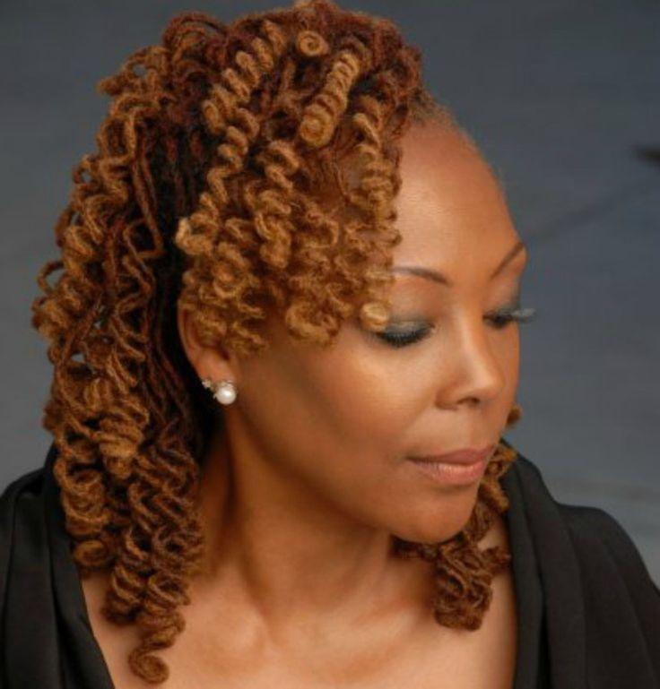 Amazing 1000 Ideas About Dreadlock Styles On Pinterest Locs Dreadlocks Short Hairstyles For Black Women Fulllsitofus