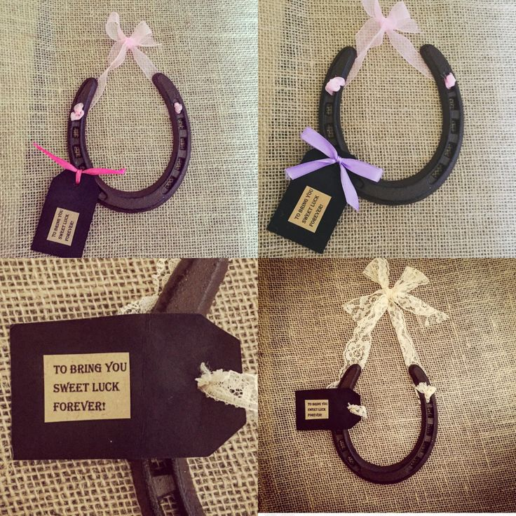 Good luck horseshoe for wedding present, new home, love, family, rustic gift, new baby, perfect best of luck present by Rusticforeverdesigns on Etsy