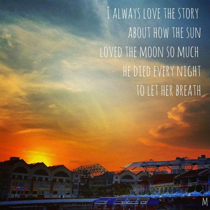 Unconditional love... -Clarke Quay, Singapore - November 4th 2014