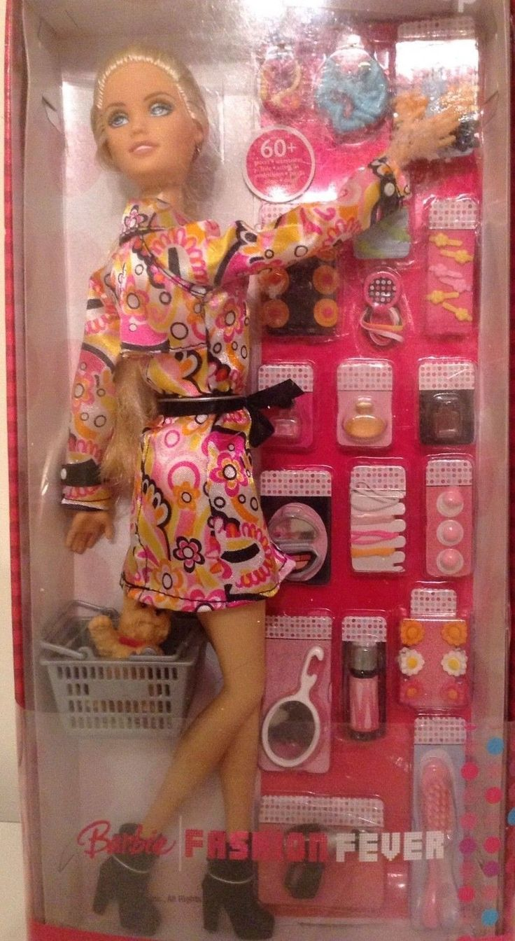 Barbie deluxe furniture stovetop to tabletop kitchen doll target - Barbie Fashion Fever Hair Shop Doll With Over 60 Accesories By Mattel 1 5 10