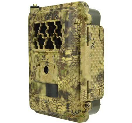 The new HCO Spartan No Glow US Cellular trail camera.  This camera runs off the US Cellular network.