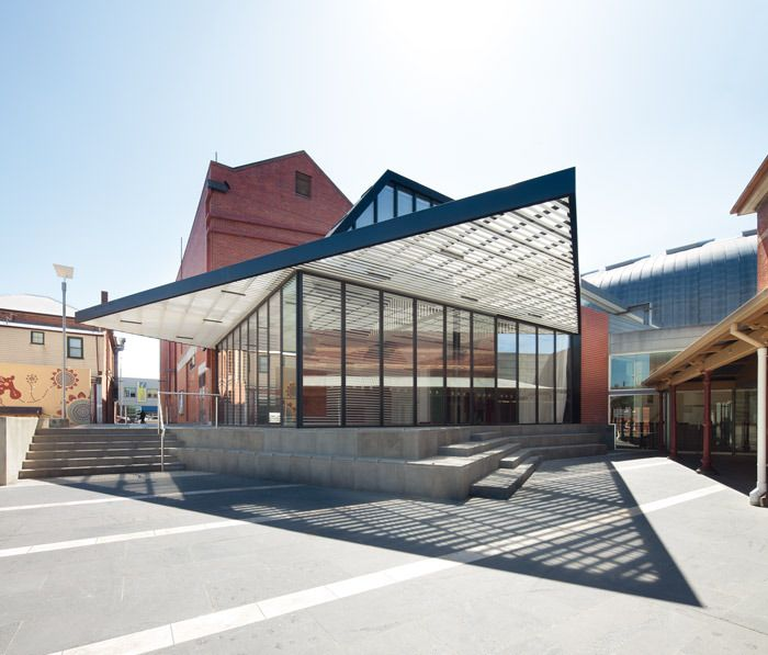 Art Annex (expansion)   Ballarat, Australia   Searle X Waldron Architecture