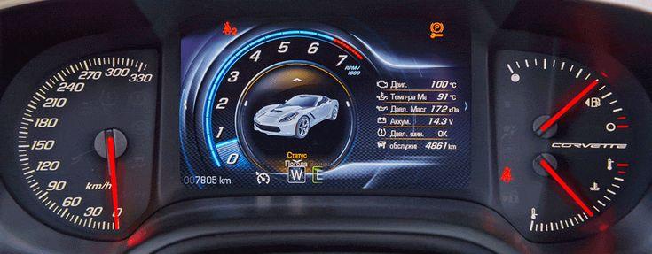 Chevrolet Corvette С7 (2014)