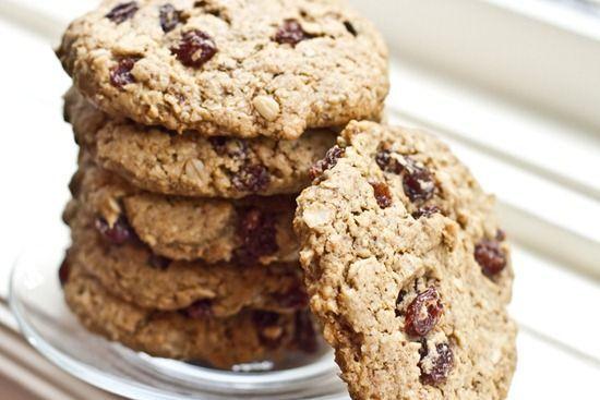 The Ultimate Vegan Oatmeal Raisin Cookie