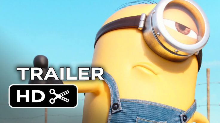 Woooh New #Minions Trailer! - The Minions head to Villian-Con in Orlando.