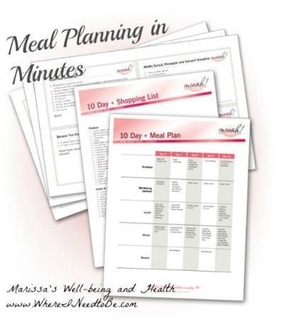 59 Best Meal Plan Printables Organizing Images On Pinterest   Grocery List  Form  Grocery List Form