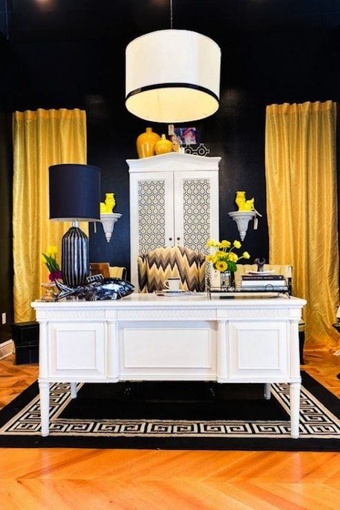 17 best ideas about yellow curtains on pinterest