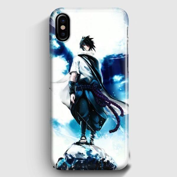 Uchiha Sasuke Sharingan Wallpaper Iphone Xs Max Case