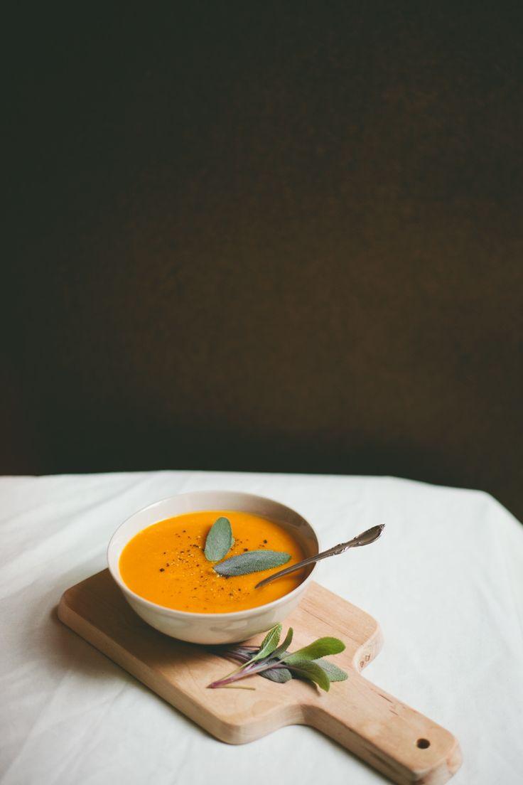 #51/101: soepdagje :) Eerst buiten wandelen en daarna opwarmen met soep en vers gebakken brood.
