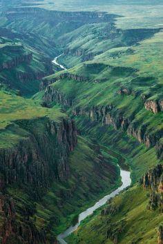 Owyhee River Wilderness, Idaho's epic wild river landscape.
