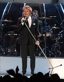 Jan 10 - 1945 – Rod Stewart, Scottish singer ( The Jeff Beck Group and Faces)