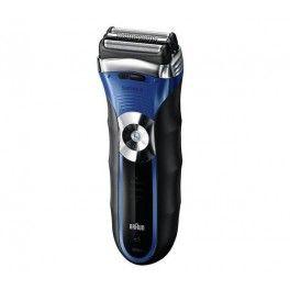 Redoutable sur les barbes de 3 jours, le rasoir Series 3 380s-4 est incroyablement doux pour la peau. Wet & dry, il peut être utilisé sous la douche, avec une mousse ou du gel à raser. Ce modèle est équipé de la grille SensoFoil et d'un système de têtes flottantes individuelles qui vous garantissent une grand confort d'utilisation sur tout type de barbe.Le 380s-4 dispose d'une tête de précision à verrouillage qui facilite la finition. Avec son affichage par 3 niveau de diodes LED, vous ...