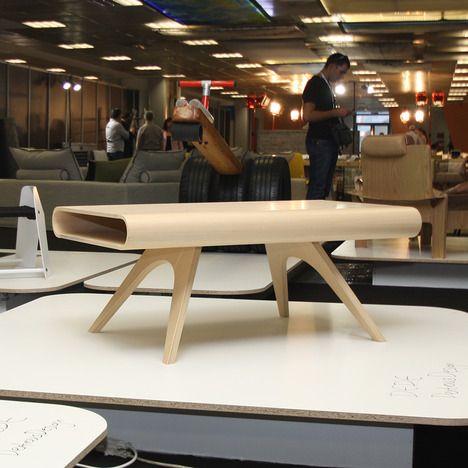 TABRIO TABLE BY ALIKI ROVITHI & FOANT ASOUR