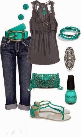 OUTFITS Ideas 2014 New modernColour