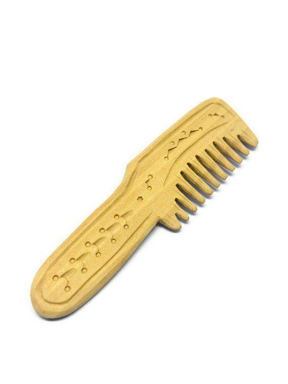 Wooden Comb For Beard Mens Comb Wooden Hair Comb Custom Comb For