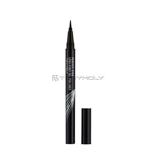 Tonymoly Perfect Eyes Long Kinny Gel Pen Liner  1 Gel Black 06g * Check out the image by visiting the link.