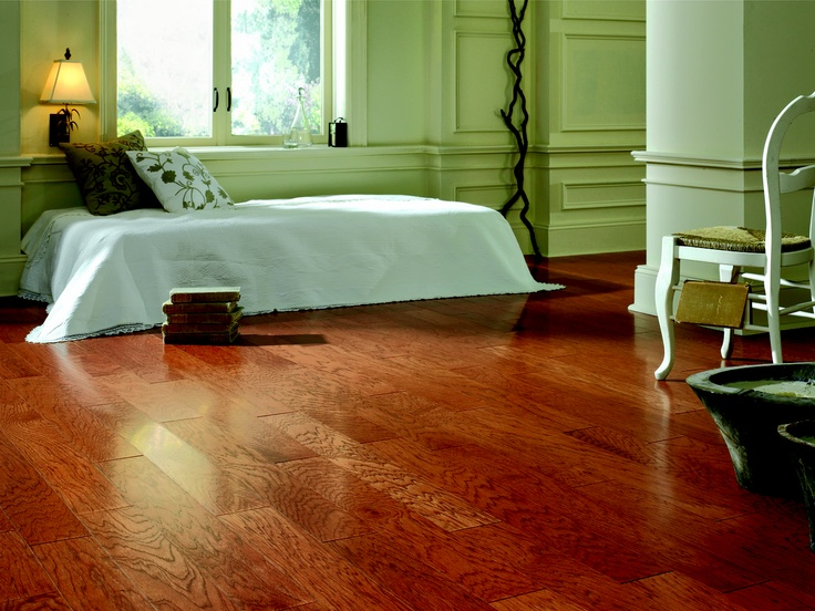Vintage Hickory Honeytone From The Harris Wood Traditions Engineered  Collection