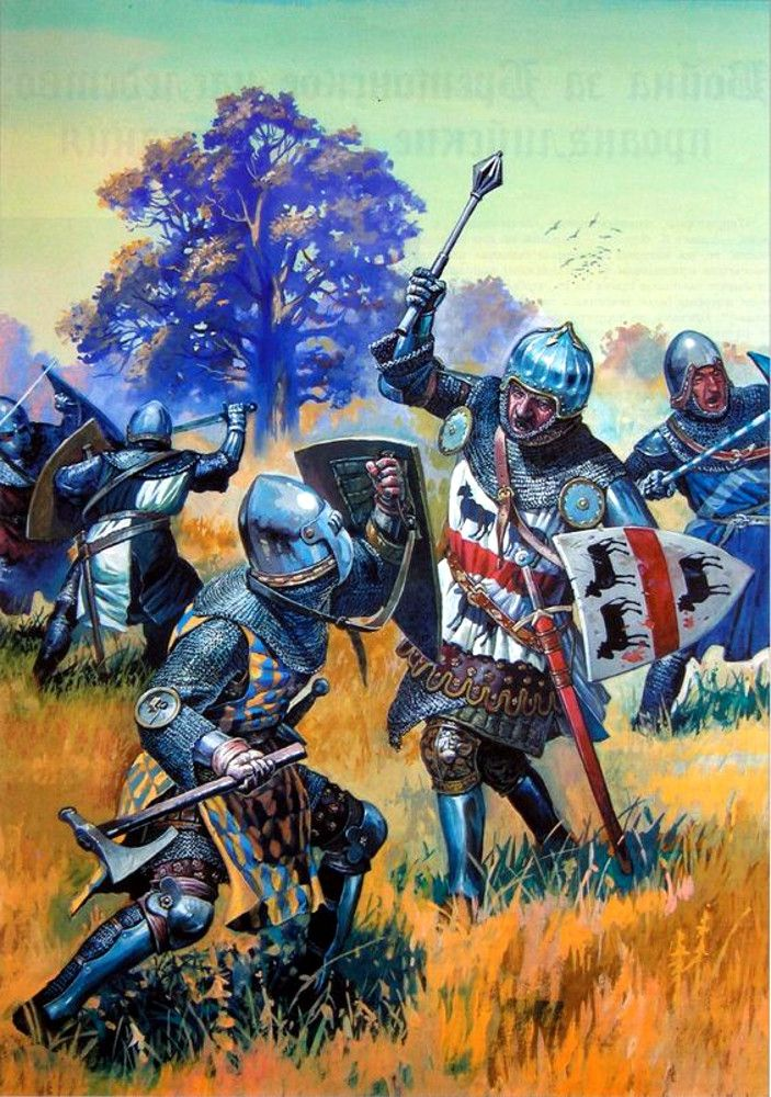Combat of the Thirty- Breton War of Succession