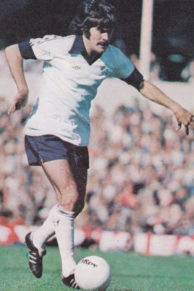 Billy Hughes Derby County 1978