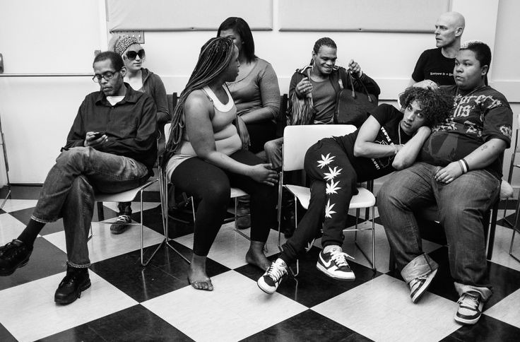 Can Theater Really Help Homeless Transgender Youth?