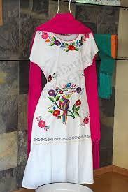 Vestido tipico de Santa Ana Chiuautempan. Tlaxcala México