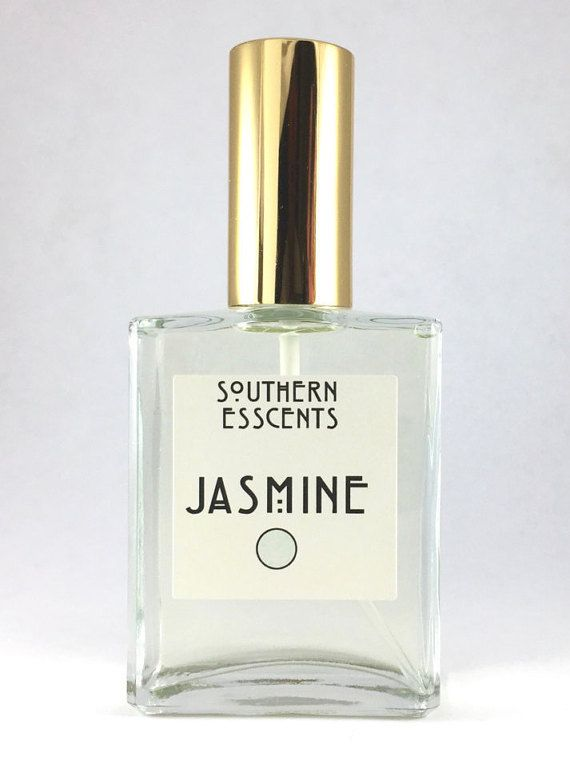 Jasmine Perfume Using essential oils by SouthernEsscents on Etsy