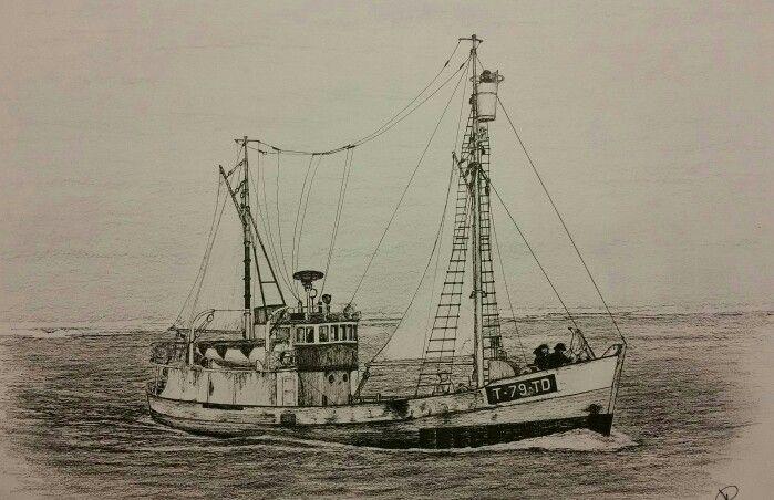 """Fishingvessel """"Svaløy """""""
