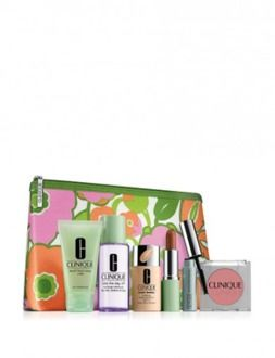 CLINIQUE GIFT WITH PURCHASE | stagestores.com offers Clinique 7-pc. Gift with Purchase for Free .