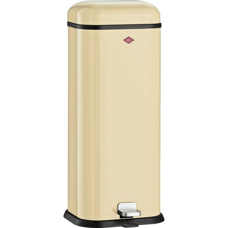 Superboy Stainless Steel 20 Litre Step On Trash Can