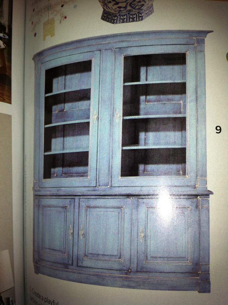 Traditional China Cabinet