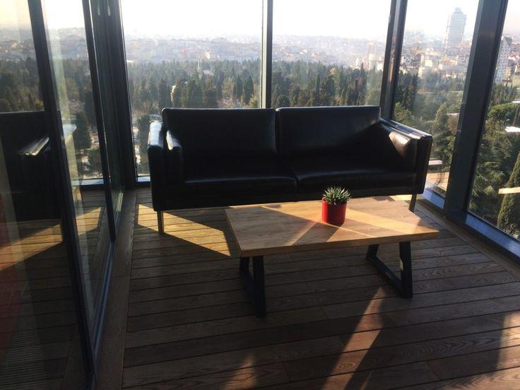 Premiere vision Coffee Table İstanbloom 02122525667 Marca Dekor #CoffeeTable #ahsapSehpa