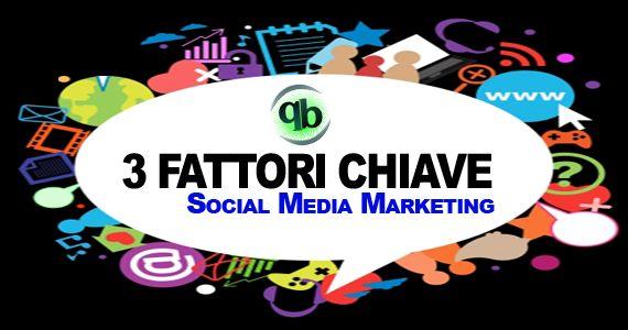 Ecco i 3 Fattori Chiave del Social Media Marketing... https://www.youtube.com/watch?v=rjaZkLZm3FM - #socialmediamarketing #socialmediastrategy