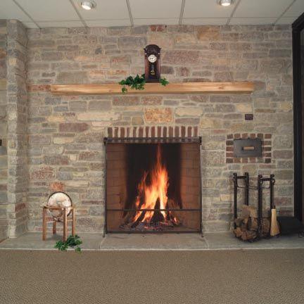 Rumford Fireplace design plans
