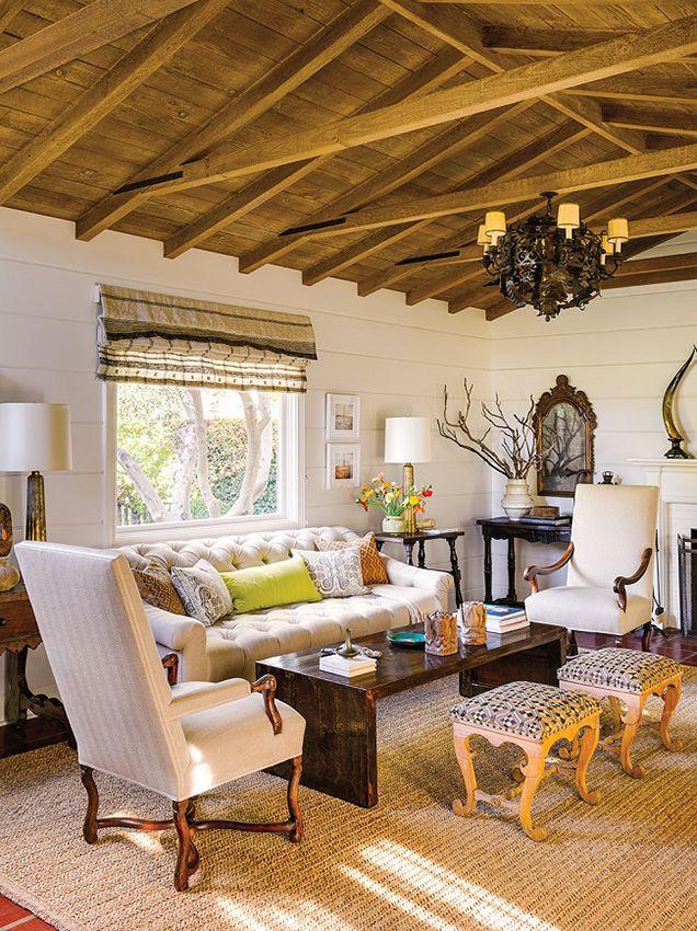 Interiors - Santa Barbara - Casa Caserio | Madeline Stuart ...