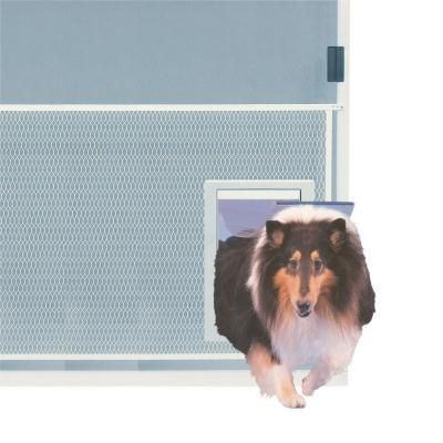 Ideal Pet 10.5 in. x 15 in. Extra Large Screen Guard Dog