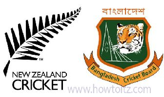 New Zealand vs Bangladesh, 9th Match, Live Streaming ICC Champion Trophy for live Streaming of all matches visit us and like our f.b page