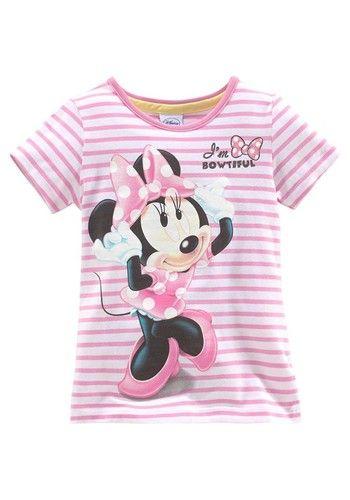 WALT DISNEY Walt Disney T-Shirt Minnie Mouse Druck, für Mädchen bunt