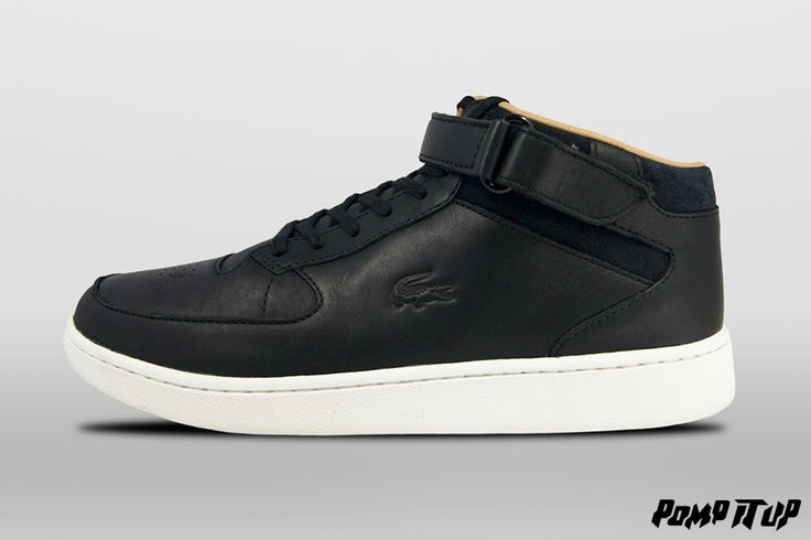 Lacoste Turbo SRM (BLK Leather/Suede) For Men Sizes: from 40 to 46 EUR Price: CHF 169.- #Lacoste #TurboSRM #Sneakers #SneakersAddict #PompItUp #PompItUpShop #PompItUpCommunity #Switzerland