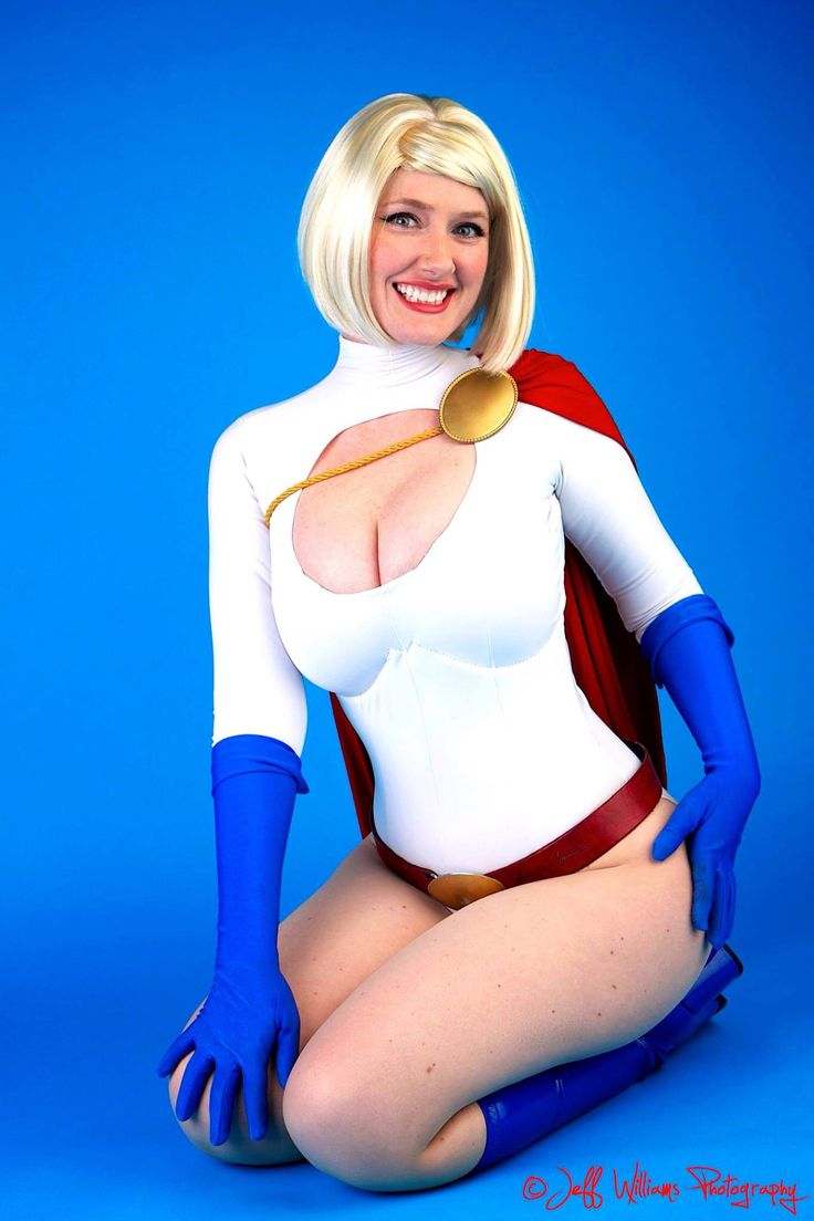 Character Power Girl Kara Zor-L, Aka Karen Starr  From Dc Comics -4435
