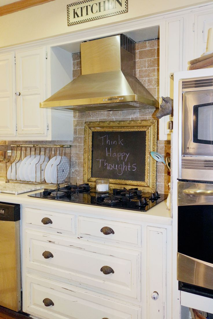 Gas cooktop with gold vent solid surface countertops