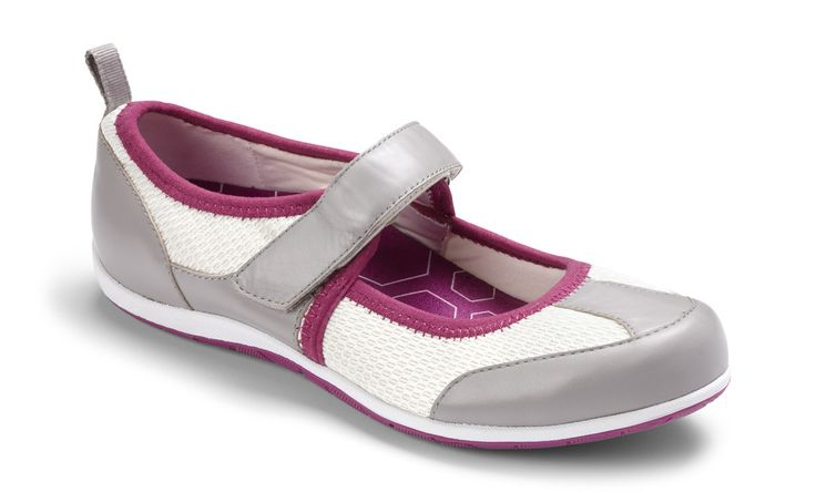 Vionic Ailie Women's Mary Jane Athletic Shoe - Free Shipping