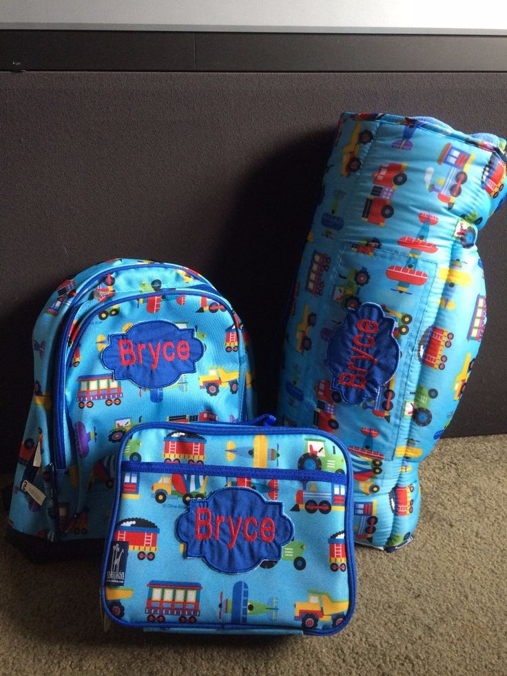Personalized Children's Backpacks