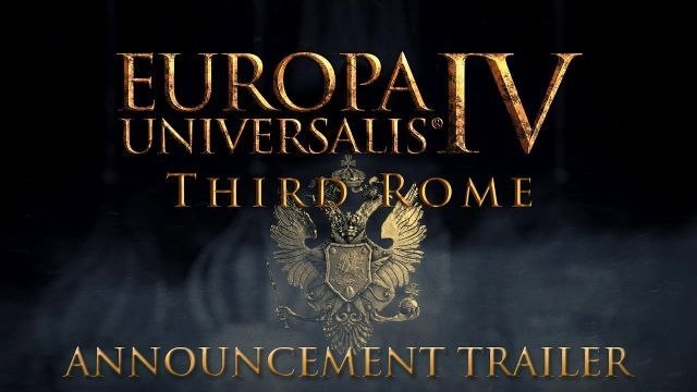 Europa Universalis IV Third Rome-CODEX